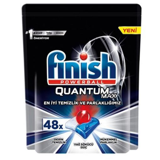Finish Quantum Max 48 Li Limon resmi