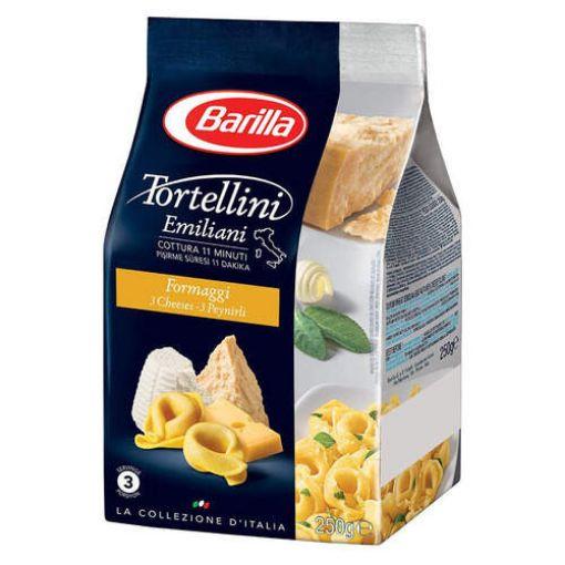 Barilla Üç Peynirli/ Tortellini Formaggi Makarna 250 Gr. resmi