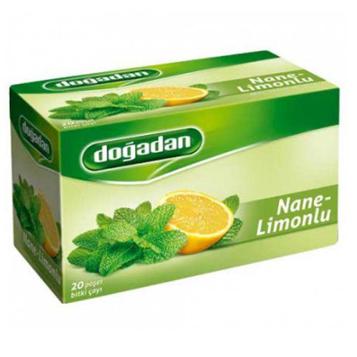 Doğadan Bitki Çayı Nane-Limon 20 Li resmi