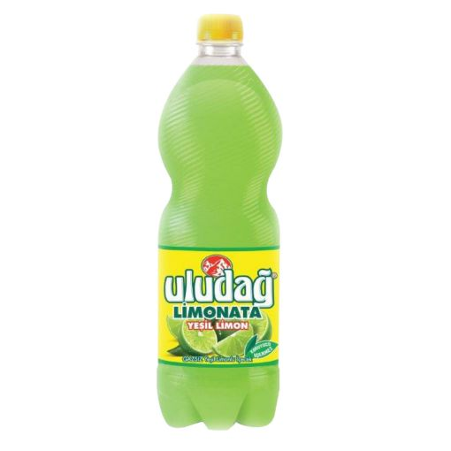 Uludağ Yeşil Limonlu Limonata 1 Lt resmi