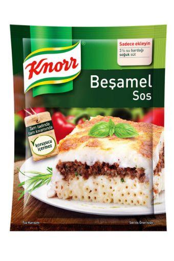 Knorr Beşamel Sos 70 Gr resmi