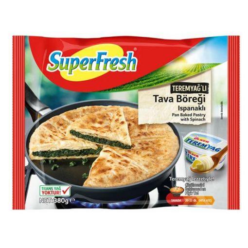 Superfresh Tava Böreği Ispanaklı 380 Gr resmi