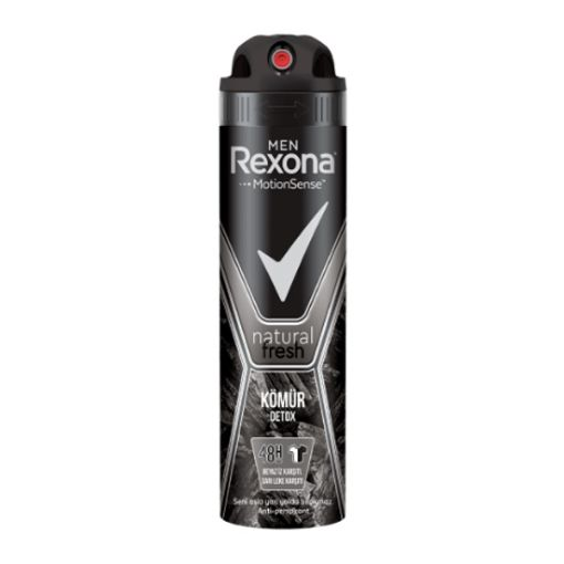 Rexona Deo Men Charcoal 150 Ml 0051 resmi