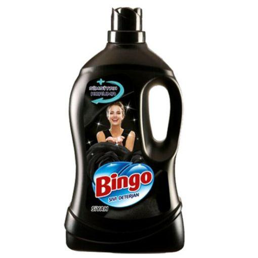 Bıbingo Sıvı Çamaşır Deterjanı 3000 Ml Siyah resmi