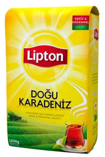 Lipton Doğu Karadeniz Dökme Çay 1000 Gr resmi