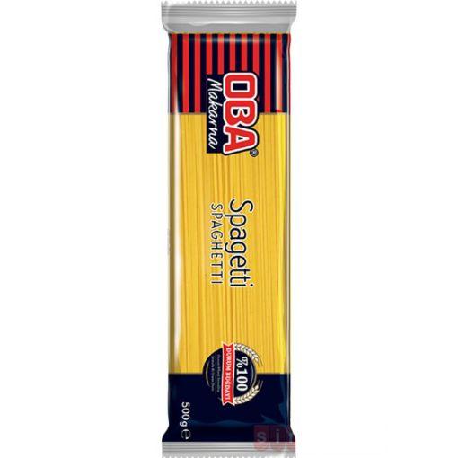 Oba Makarna 500 Gr Spaghetti resmi