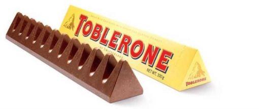 Toblerone Sütlü 35 G resmi
