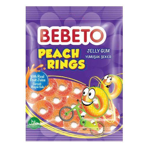Bebeto J. 80 Gr Peach Rıngs 3747 resmi