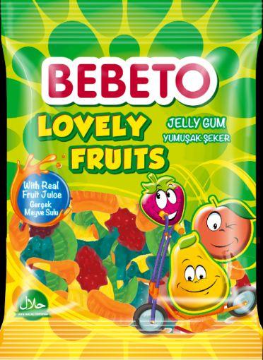 Bebeto J. 80 Gr B.Boy L.Fruıts 3748 resmi
