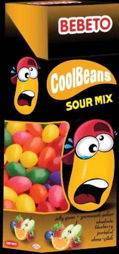 Bebeto J. 60 Gr C.Beans Sour Asm 3767 resmi