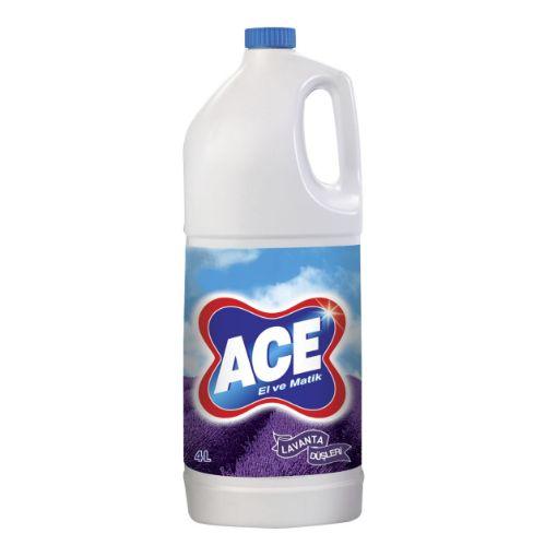 Ace Cam.Suyu 4 Lt Lavanta (5880) resmi