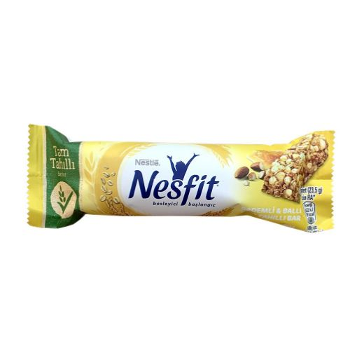 Nestle Nesfıt Bar 23,5 Gr Ballı Bademlı Bar resmi