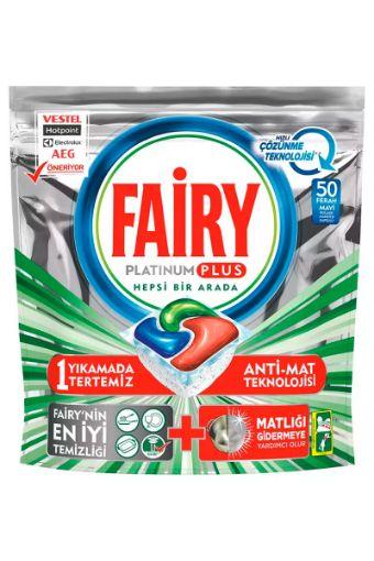 Fairy Bul.Mak.Platınum Plus 50 Li Tablet resmi