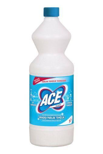 Ace Klasik 1 Lt Çamaşır Suyu resmi