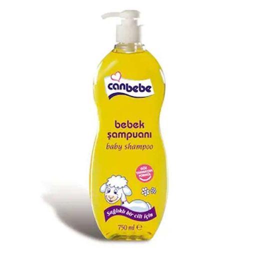 Canbebe Bebe Şampuan 750 Ml resmi