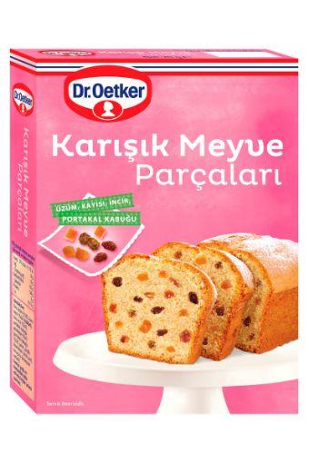 Dr. Oetker Kek Karışık Meyve Parçalı resmi