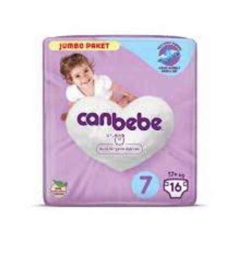 Canbebe Jumbo X.X.Large (61405) resmi