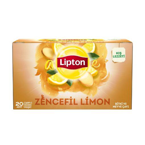 Lıpton Bıtkı Zencefıl-Lımon 20-Lı 1063* + resmi