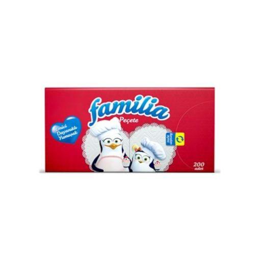 Familia Peçete 200 Lü resmi