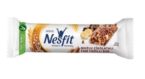 Nestle Nesfıt Bar 23,5 Gr Cık-Muz resmi