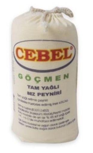 Cebel Bez Tulum Peynırı T.Y 700 Gr resmi