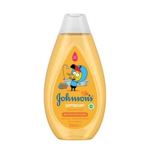 J J Baby Şampuan Kral Şakir 500 Ml resmi
