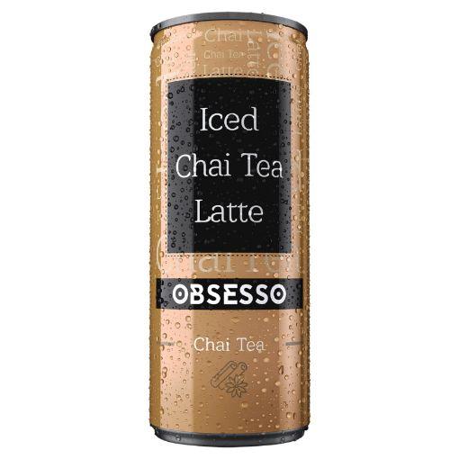 Obsesso Soguk Kahve 250 Ml Latte Chaı Tea resmi