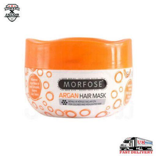 Morfose Saç Maskesi 250 Ml Argan Haır Mask resmi