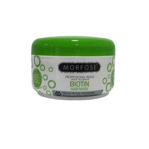 Morfose Saç Maskesi 250 Ml Biotin Hair Mask resmi
