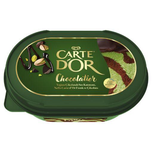 Carte D-Or 750 Ml Chocolatıer Pıstachıo resmi