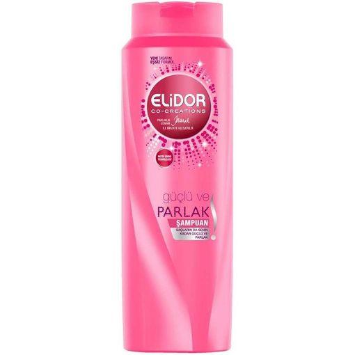 Elidor Şampuan Güçlü Ve Parlak 350 Ml resmi