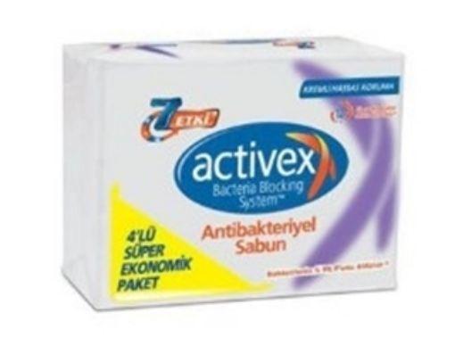 Actıvex Katı Sabun 100 Gr Aktıf resmi