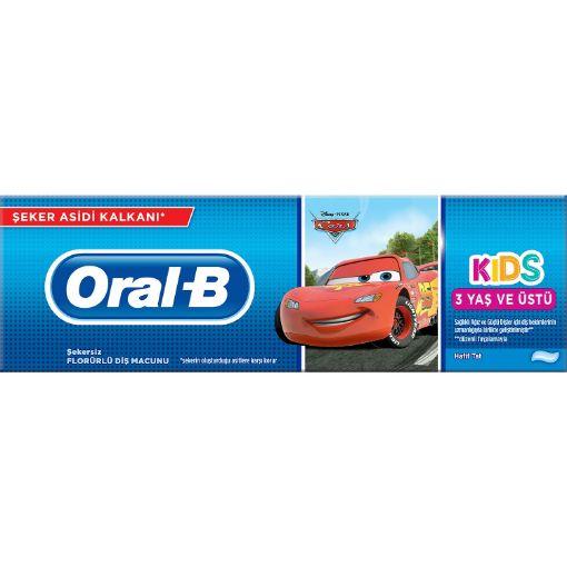 ORAL-B COCUK MACUNU 75 ML PIXAR resmi