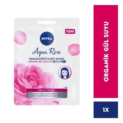 Nivea Aqua Rose Nemlendirici Yüz Spreyi 150ml resmi