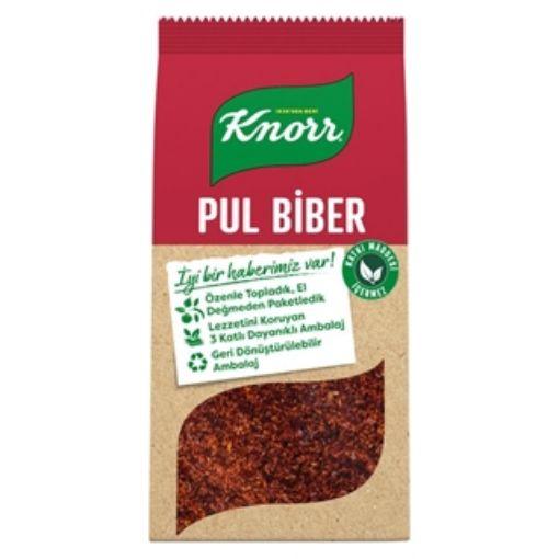 Knorr Baharat Pul Biber 65 Gr. resmi