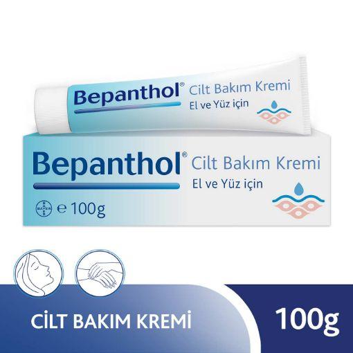 BEPANTHOL CILT 100 GR BAKIM KREMI resmi