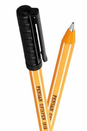 Pensan Ofispen Siyah Tükenmez Kalem resmi